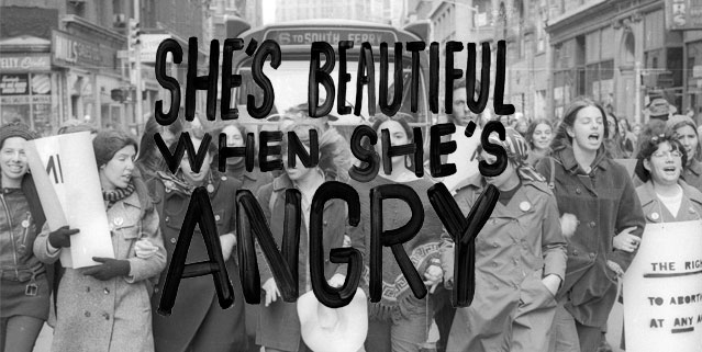 "Besplatna projekcija filma ""She's Beautiful When She's Angry"""