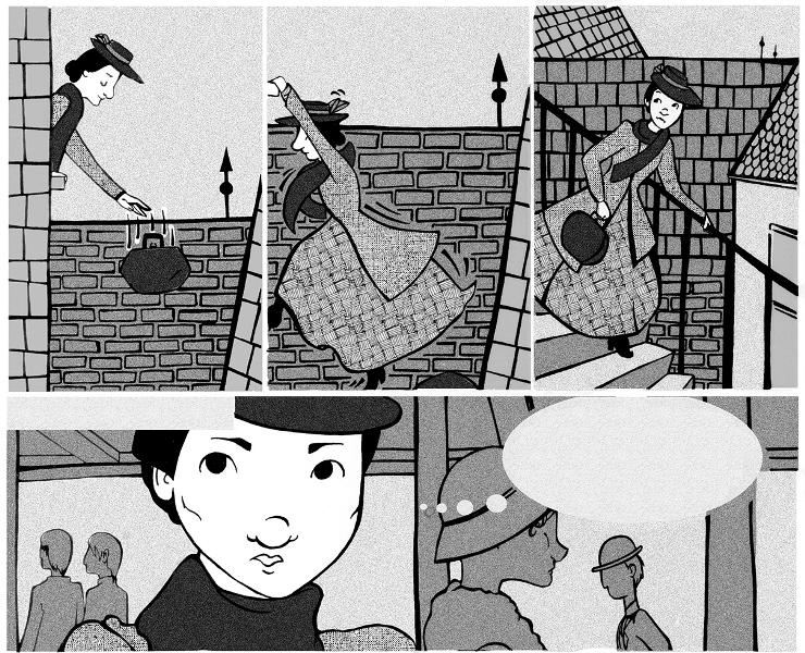 besplatni crtani strip