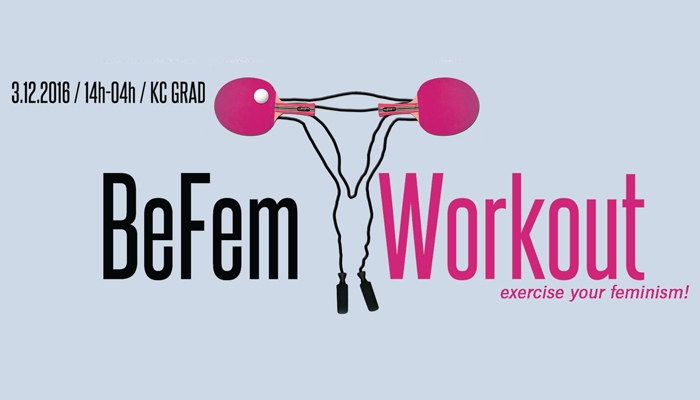 BeFem WorkOut u Beogradu