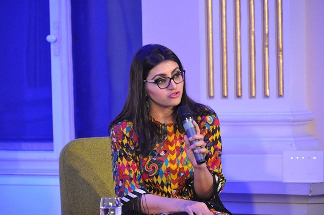 Gulalai Ismail. Foto: ZGYS Facebook