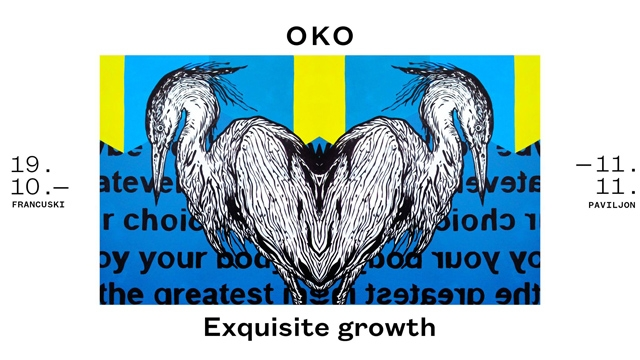 "OKO: ""Exquisite growth"" u Francuskom paviljonu"