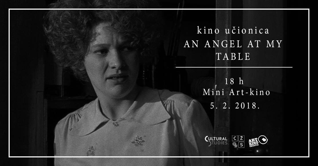 Kino učionica: Marija Ott Franolić - An Angel at My Table