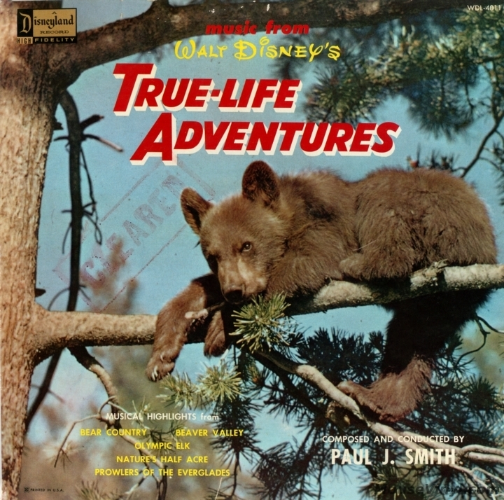 True-Life Adventures, Disney