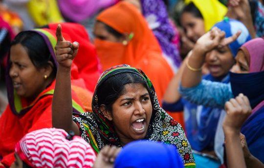 U Bangladešu radnice zarađuju oko 68 dolara mjesečno što ih čini najniže.